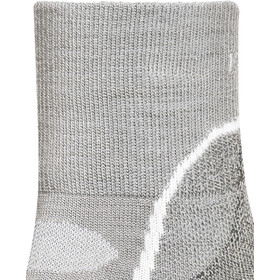 Icebreaker Hike+ Chaussettes hautes Homme, fossil/white/monsoon